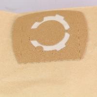 10x Staubsaugerbeutel geeignet für Mauk 1600 Nass und Trockensauger 1200W, 30 L Detailbild 1