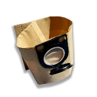 10x Staubsaugerbeutel geeignet für Starmix HS A-1420 EH, HSA-1420EH Detailbild 1